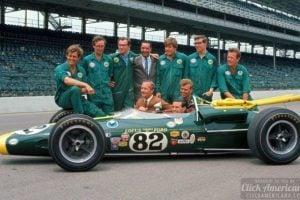 Jim Clark Indianapolis 500 1965