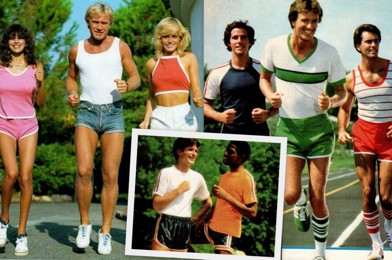 Jogging fad of the 1960s and 1970s