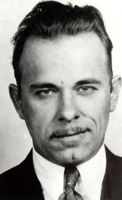 John Dillinger mugshot