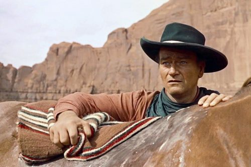 John Wayne - Vintage movie actor