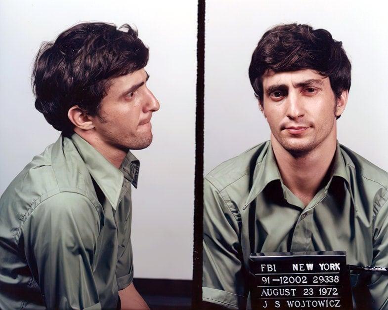 John Wojtowicz mugshot - 1972