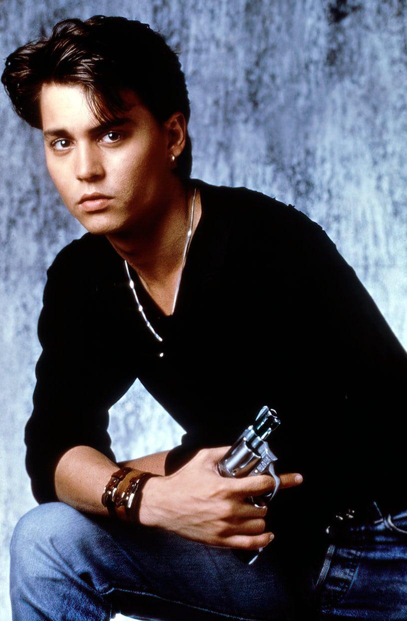 Johnny Depp - 1980s