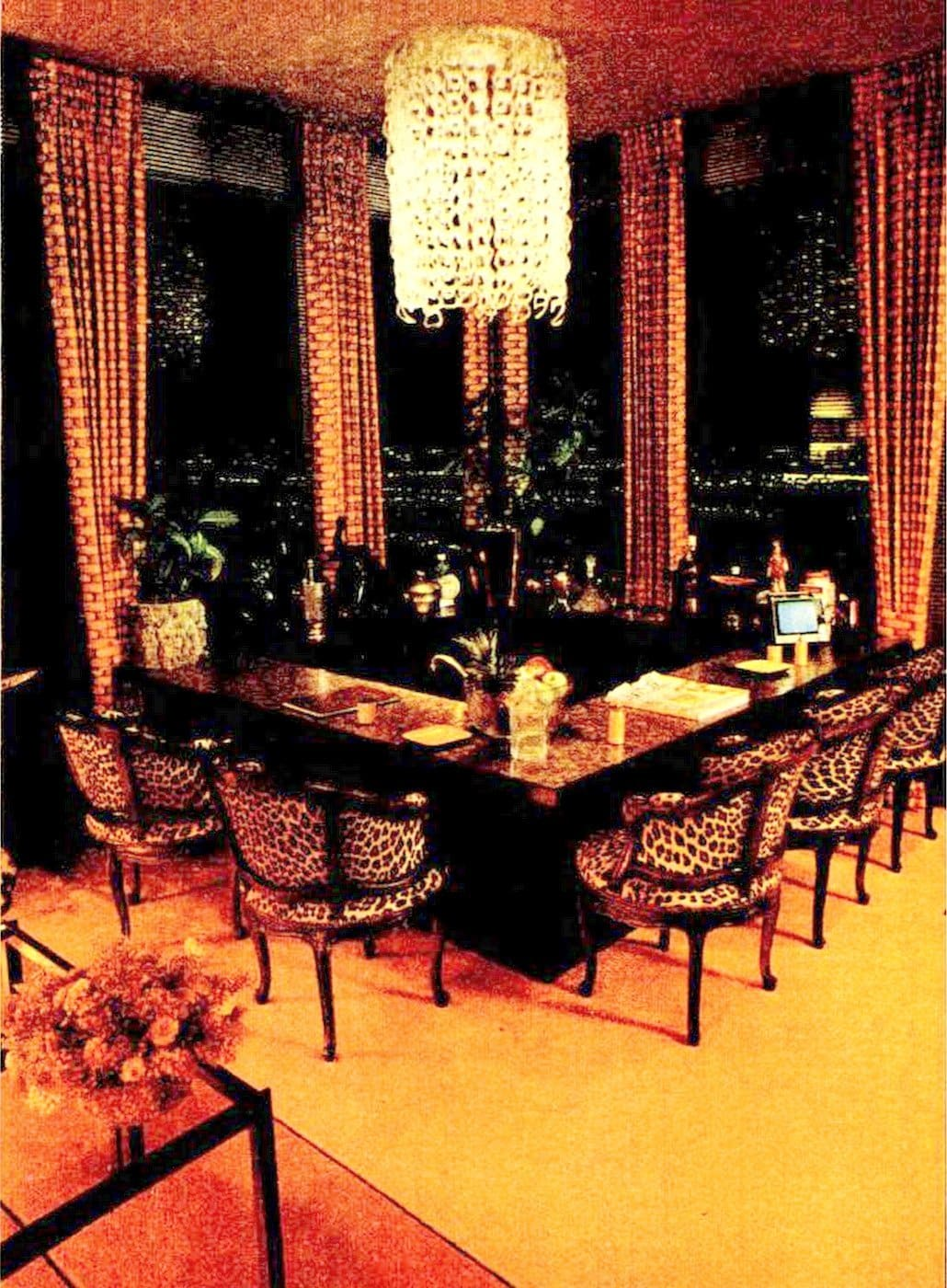 Johnny Mathis' Hollywood home in the 1970s (7)