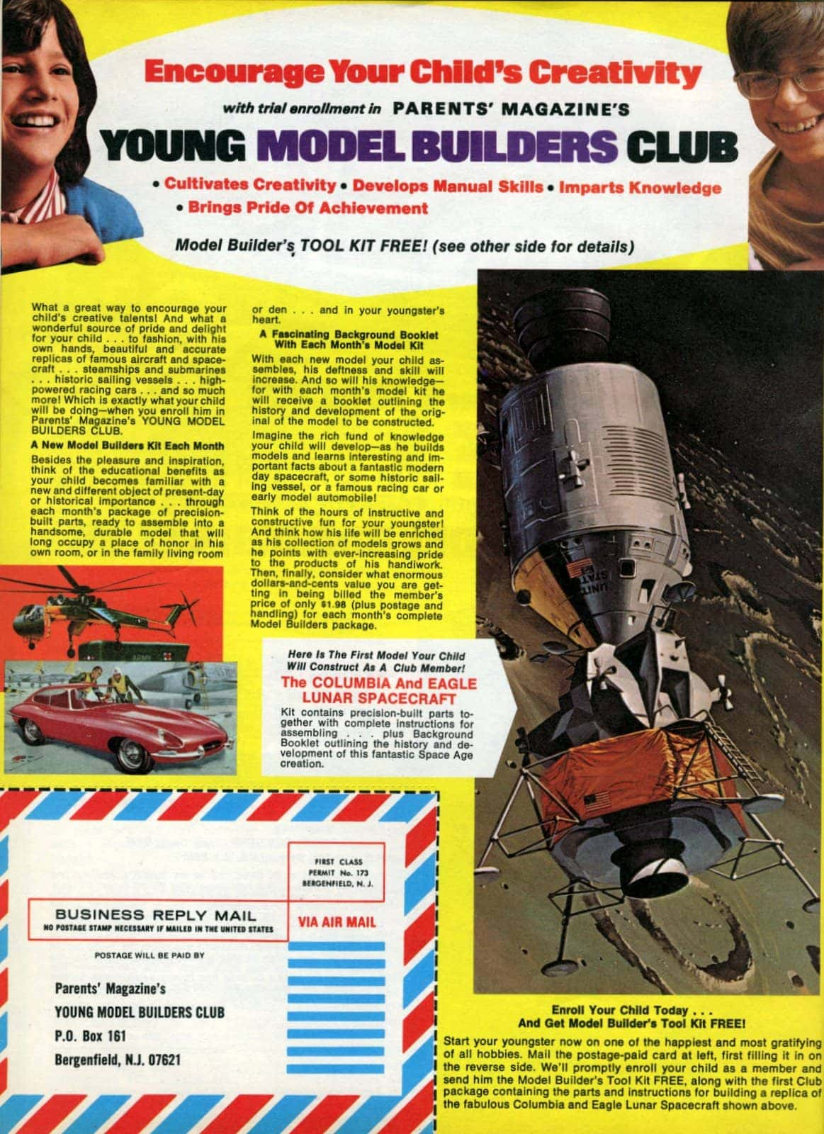 Join the Young Model Builders Club (1968)