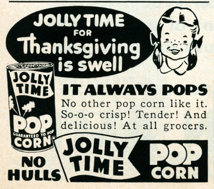 Jolly Time for Thanksgiving is swell (1950)