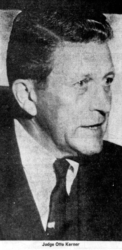 Judge Otto Kerner
