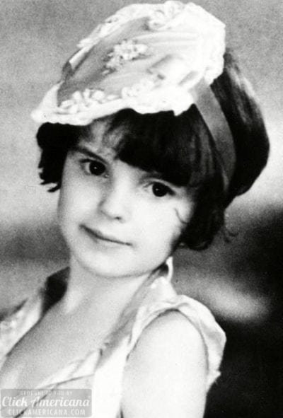 Judy Garland 1928