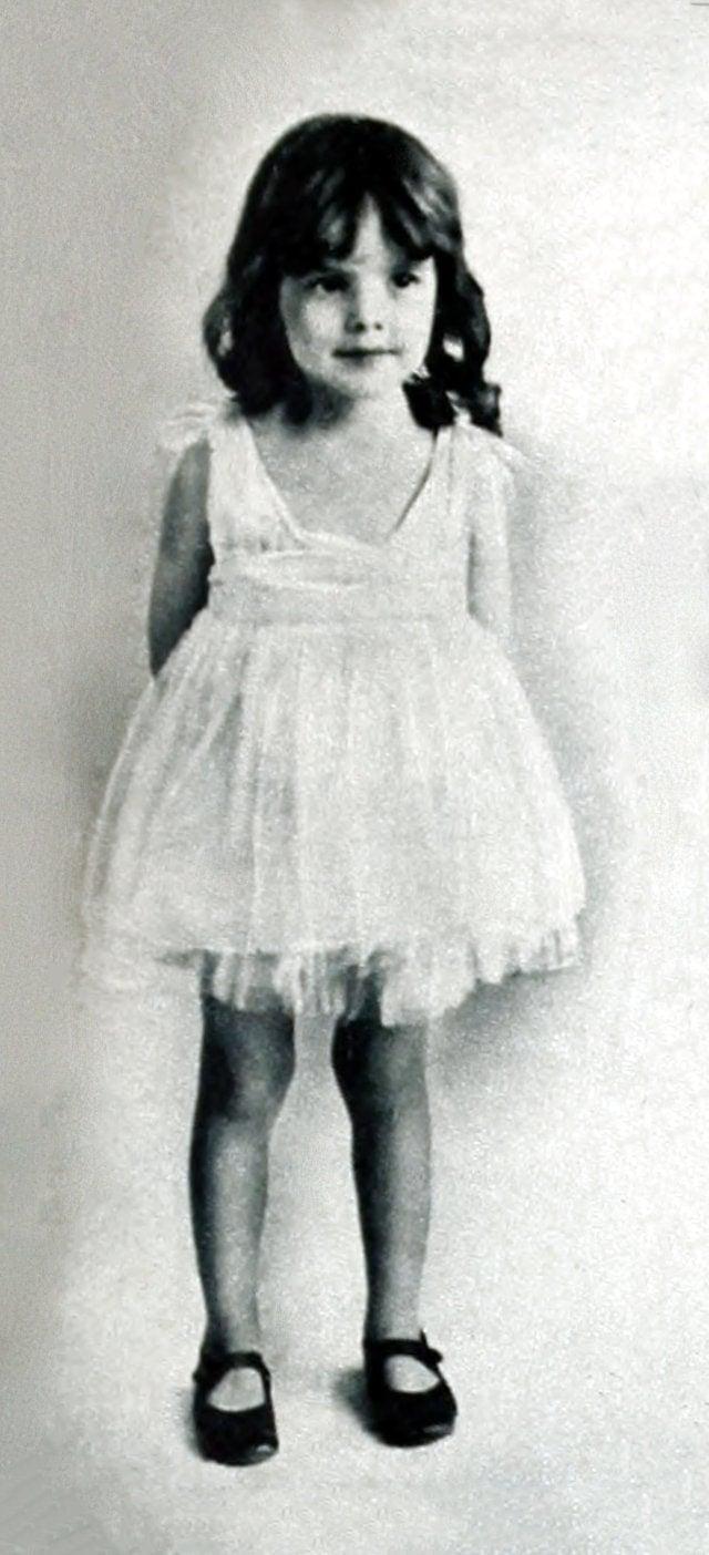 Judy Garland as a toddler - 1920s