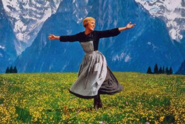 Julie Andrews Sound of Music The Hills are Alive