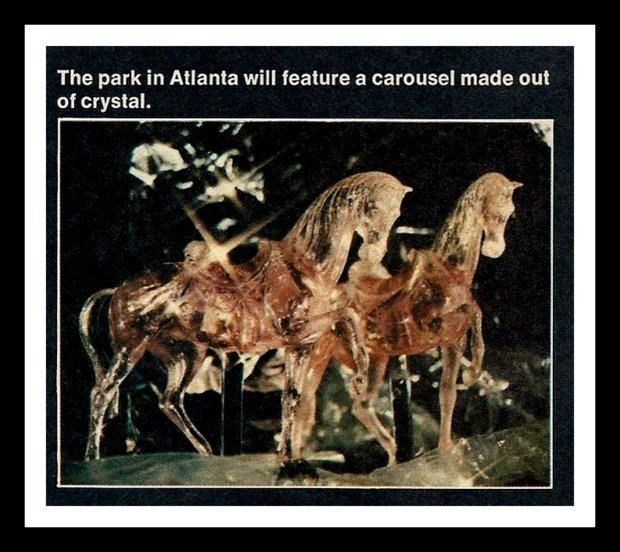 July 1975 Dynamite magazine Krofft Land of the Lost Sleestaks 3