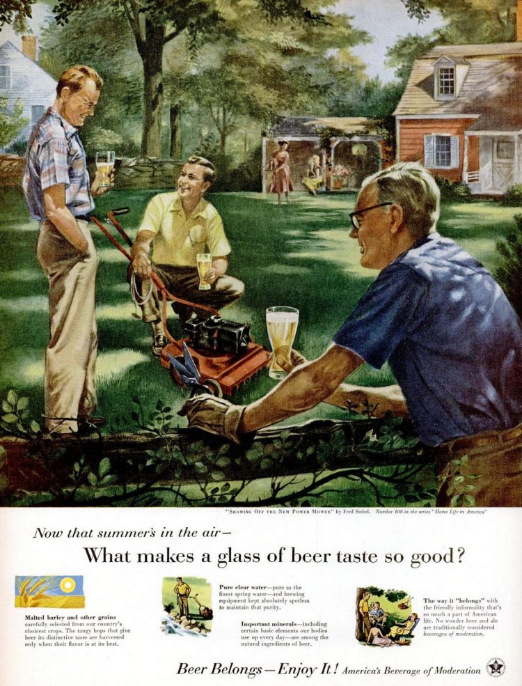 Jun 6, 1955 beer