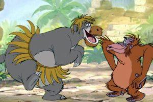 Jungle Book - I Wanna Be Like You