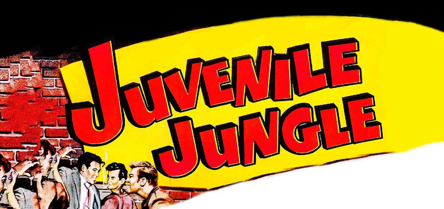 Juvenile Jungle movie from 1958
