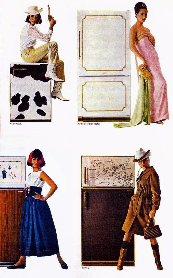 Kelvinator 1964 kitchen appliances and refrigerators (2)