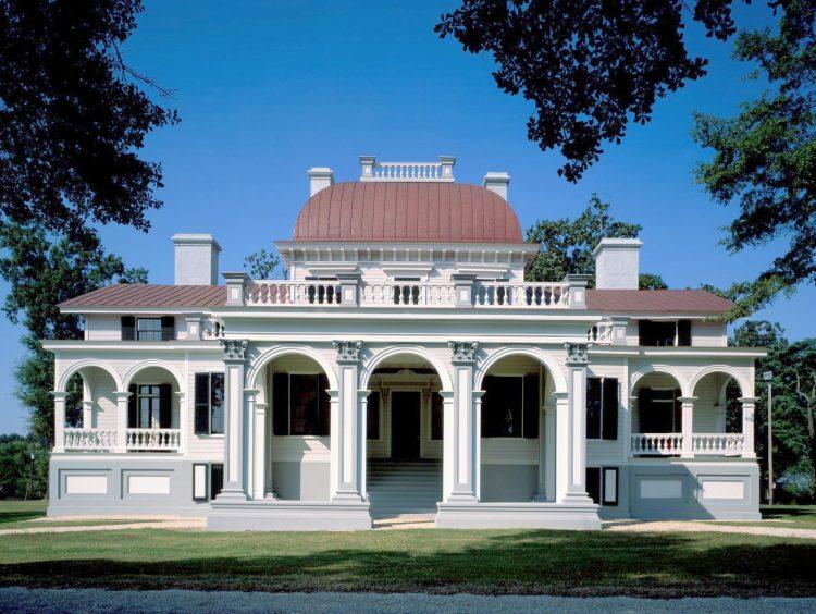 Kensington Manor on the antebellum Kensington Plantation, Eastover, South Carolina