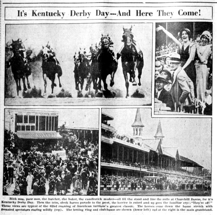 Kentucky Derby 1936