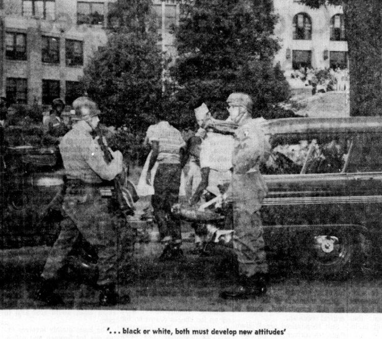 Kerner Report Racism has no simple cure 1968 (1)