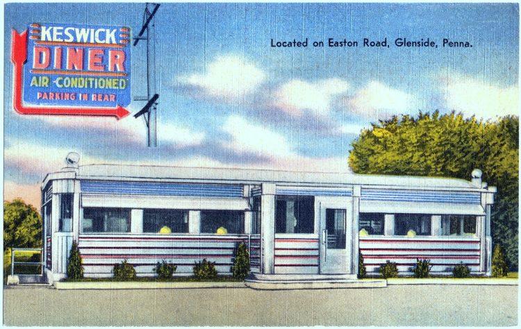 Keswick Diner - Glenside Pennsylvania