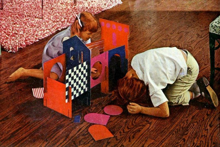 Kids bored 16 old-fashioned ways to have fun like they did in the 60s