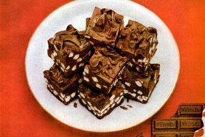 King Mallows marshmallow chocolate retro recipe