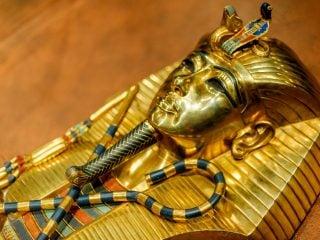 Golden Mask of Tutankhamun