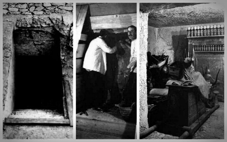 King's Tut's tomb opened (1924)