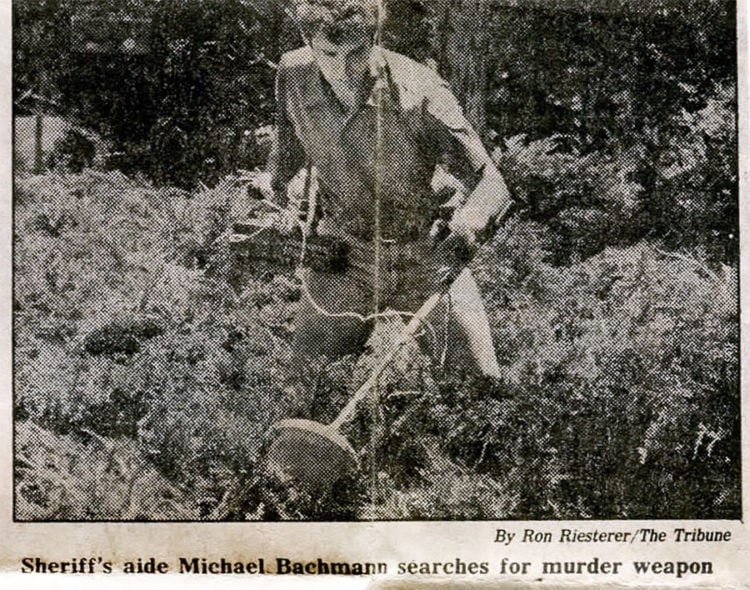 Kirsten Costas murder -Oakland Tribune newspaper clippings - Death of a Cheerleader case - 1984 (4)