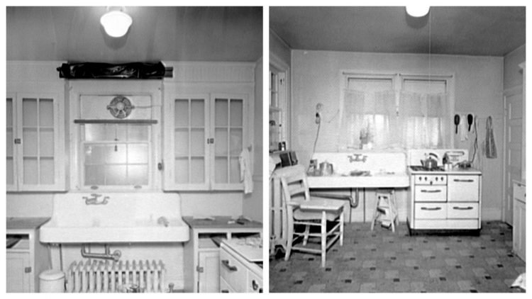Kitchens from the 1910s (1)