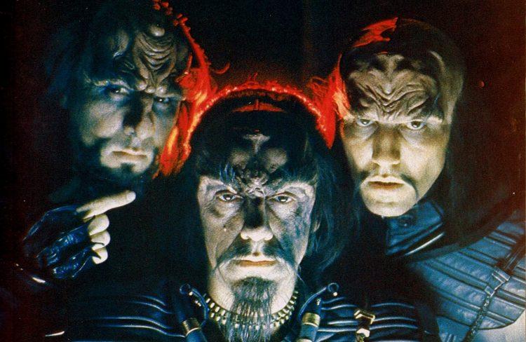 Klingons in Star Trek III The Search for Spock