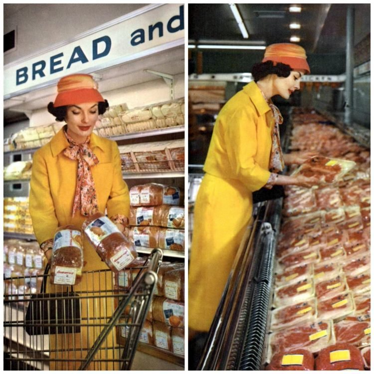 Kroger grocery stores in the 1950s (1)