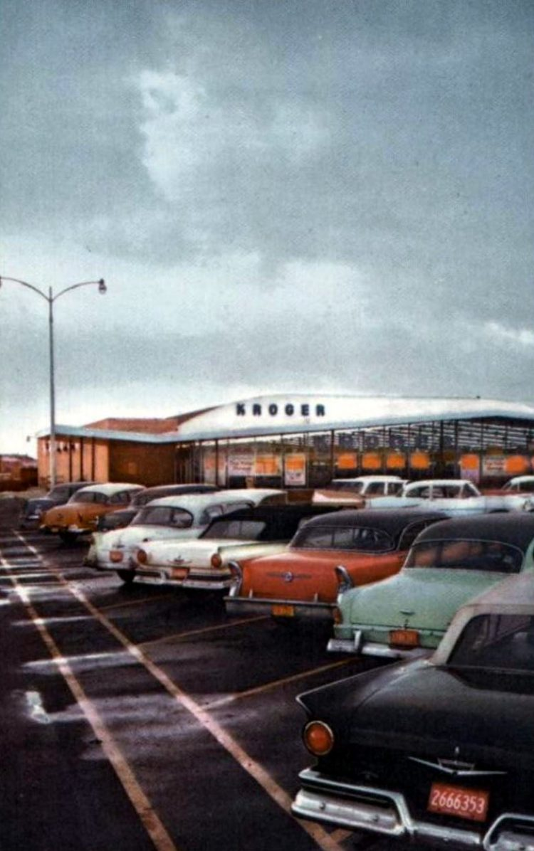 Kroger grocery stores in the 1950s (3)