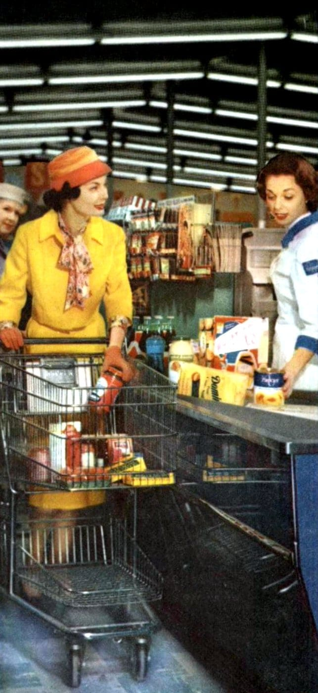 Kroger grocery stores in the 1950s (4)