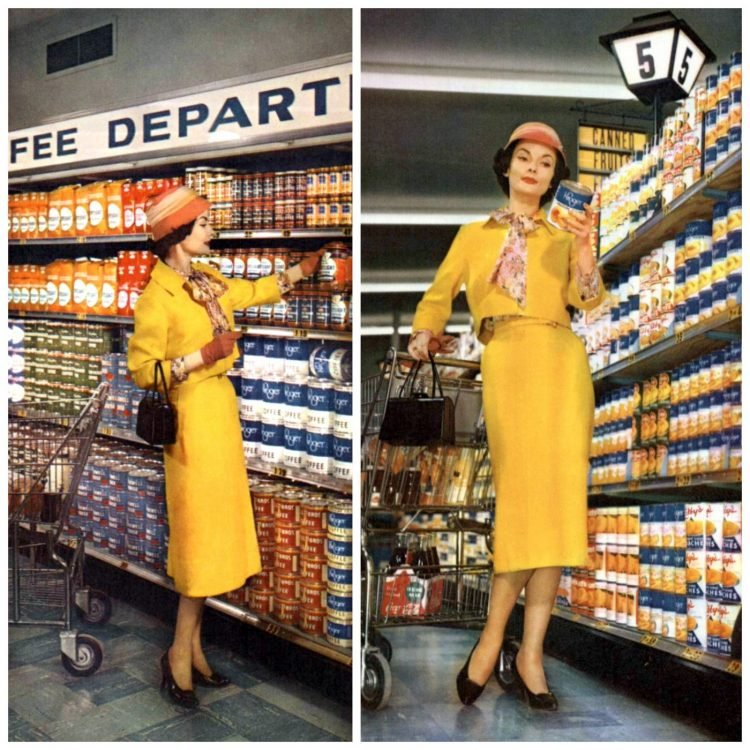 Kroger grocery stores in the 1950s (5)