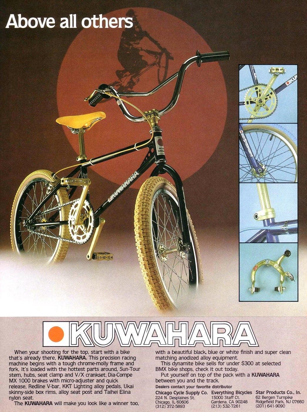 Kuwahara bicycles
