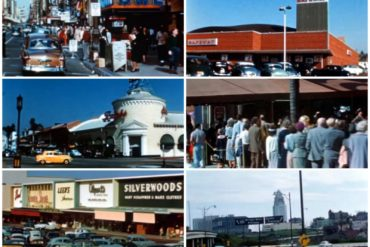 LA, long ago See authentic video of Los Angeles in the fifties (1954)