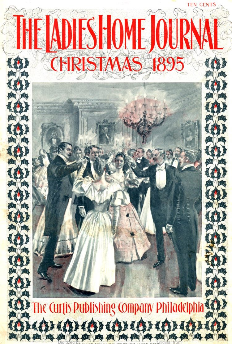 LHJ Christmas dance 1895
