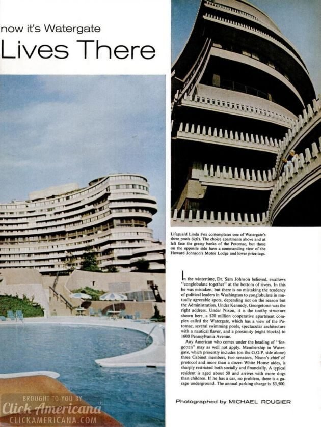 LIFE Aug 8, 1969 watergate 2
