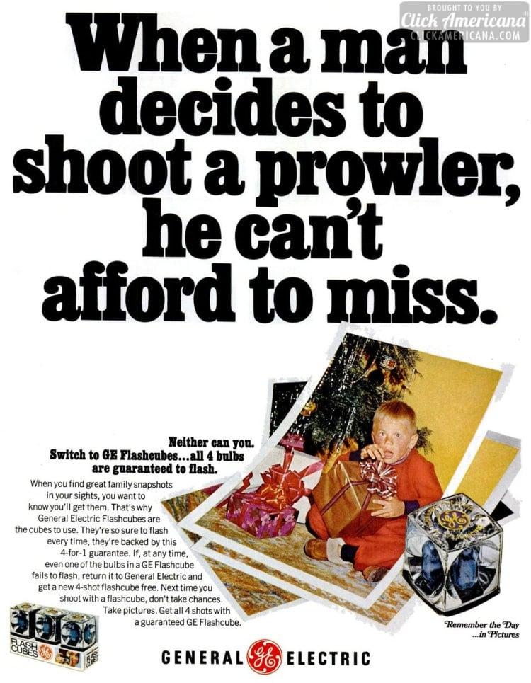 Dec 1, 1967 Camera - Shoot a prowler
