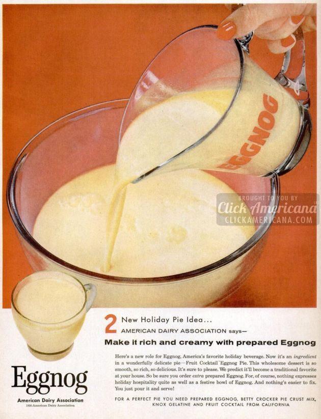eggnog fruit cocktail pie 2