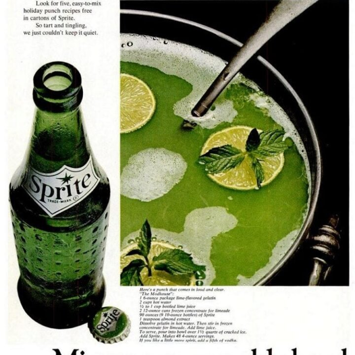 Sprite Modhouse Punch (1966)