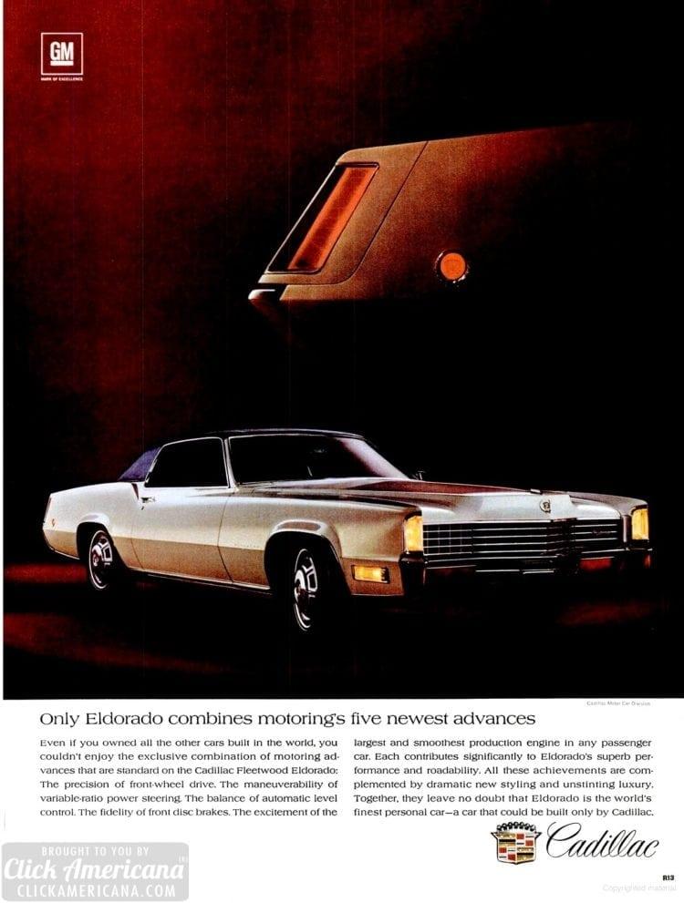 LIFE Feb 23, 1968 Cadillac Eldorado