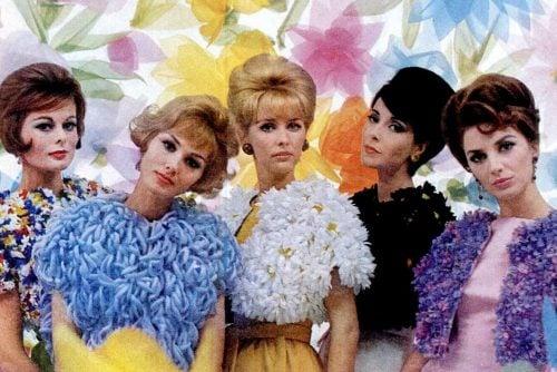 1961 Spring jackets fashion