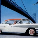 LIFE Feb 3, 1958 Oldsmobile cars