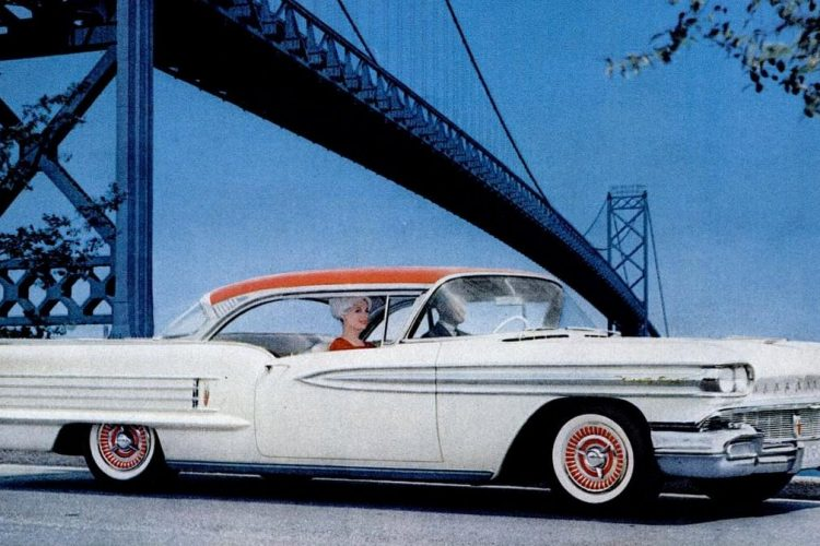 LIFE Feb 3, 1958 Oldsmobile cars