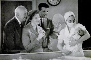 LIFE Jan 13, 1958 newborn baby