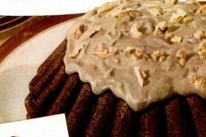 LIFE Jan 9, 1939 Chocolate Cottage Pudding - cake recipe