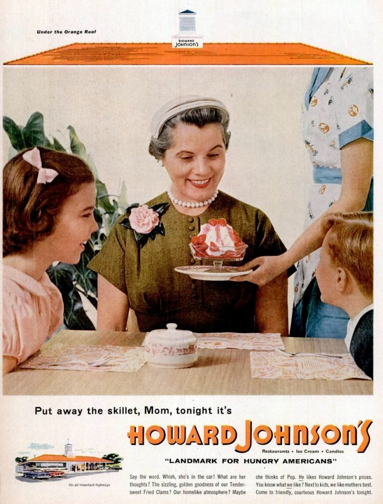 LIFE Jun 13, 1955 Howard Johnson's