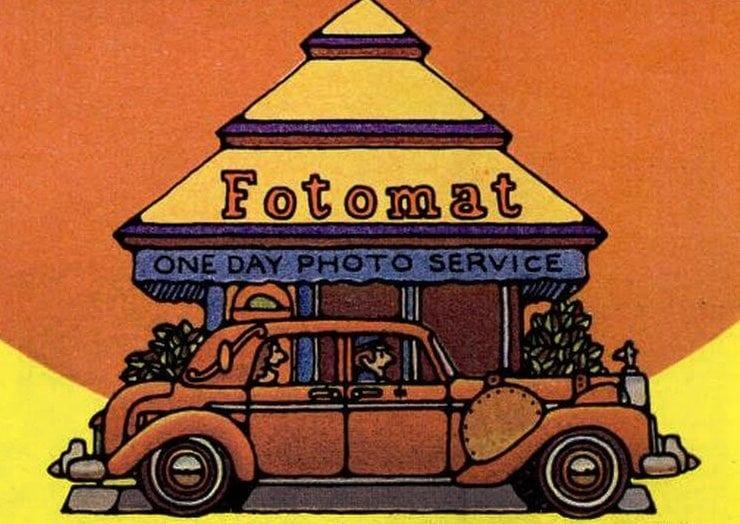 1972 Fotomat