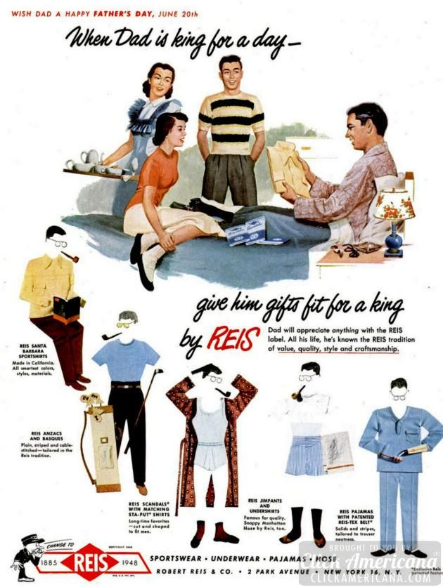 LIFE Jun 7, 1948 underwear