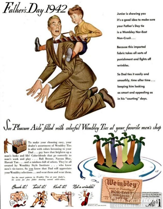 LIFE Jun 8, 1942 ties